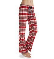 PJ Salvage Mountains Are Calling Plaid Pant RZMCP2